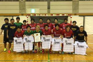 群馬県選抜チームの関東大会の結果について