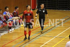 【2016/05/22】群馬県フットサルリーグ3部の試合結果