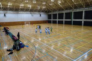 渋川総合運動公園体育館