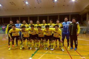 第20回関東フットサルリーグ2部参入戦 試合結果