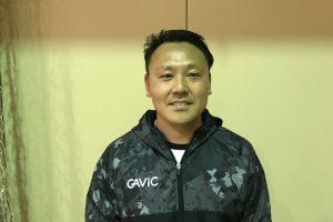 横尾崇之選手兼代表(LEGARE)インタビュー