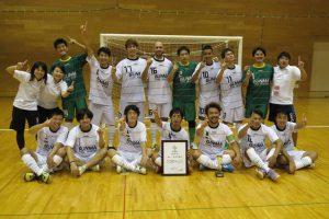 2015 群馬県フットサル男子選抜チームメンバー発表