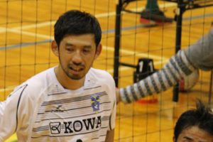 BFC-KOWA/高島大輔 選手兼監督